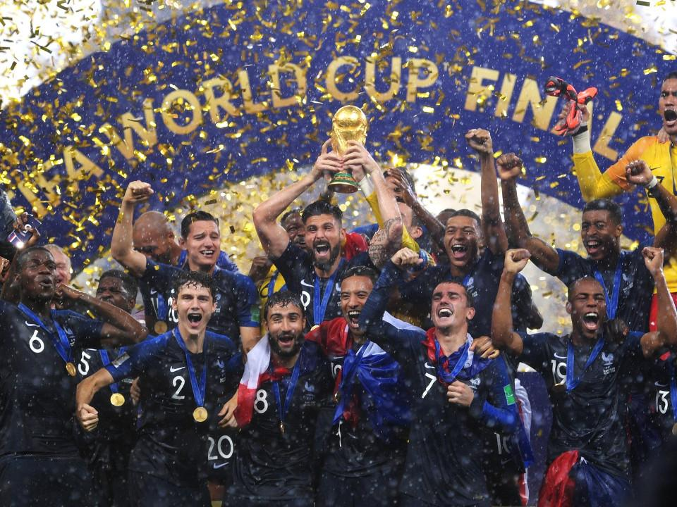 World Cup Predictor 2018 - The Winners