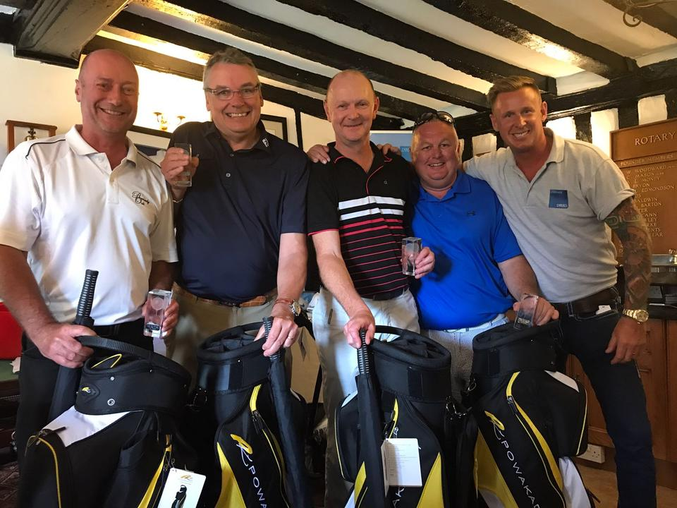 Donations With A Difference 2017 Golf Day Nets £10k