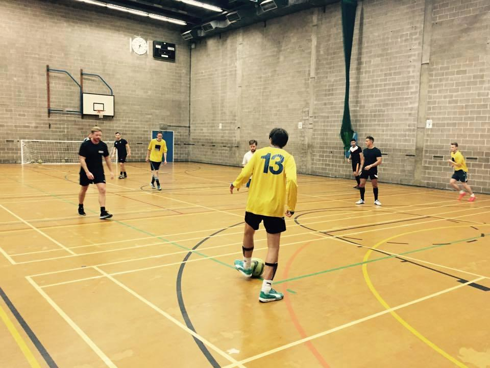 5-A-Side Tournament - Register Now