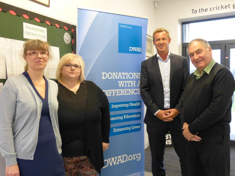 DWAD Supports CRY Heart Screening