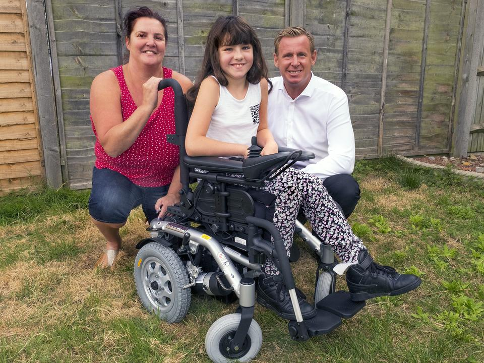 Holly Gets Her Independence - Thanks to DWAD