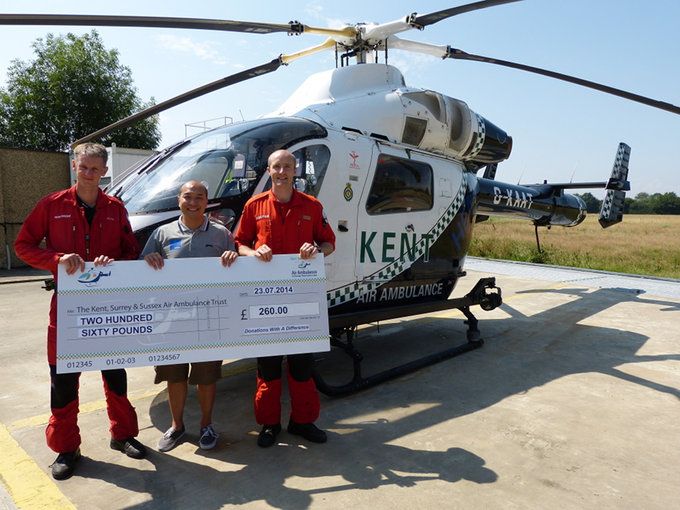 Kent, Surrey and Sussex Air Ambulance