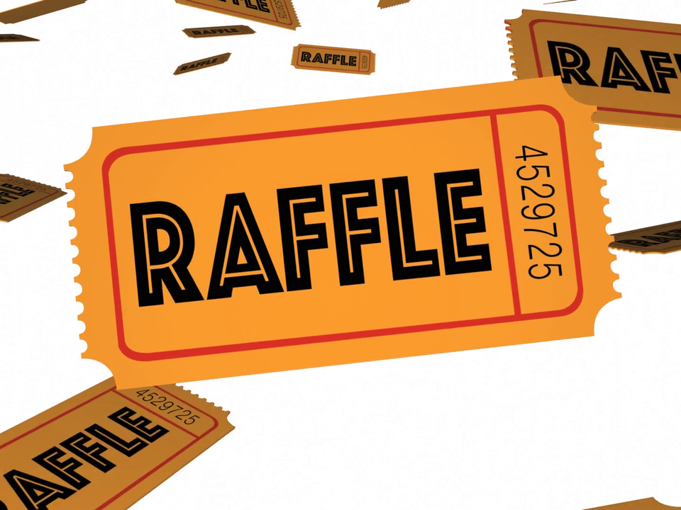 Raffle Ticket Results