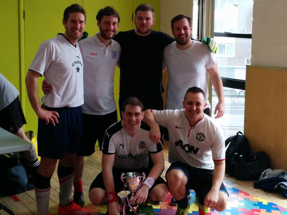 5-a-side March 2016